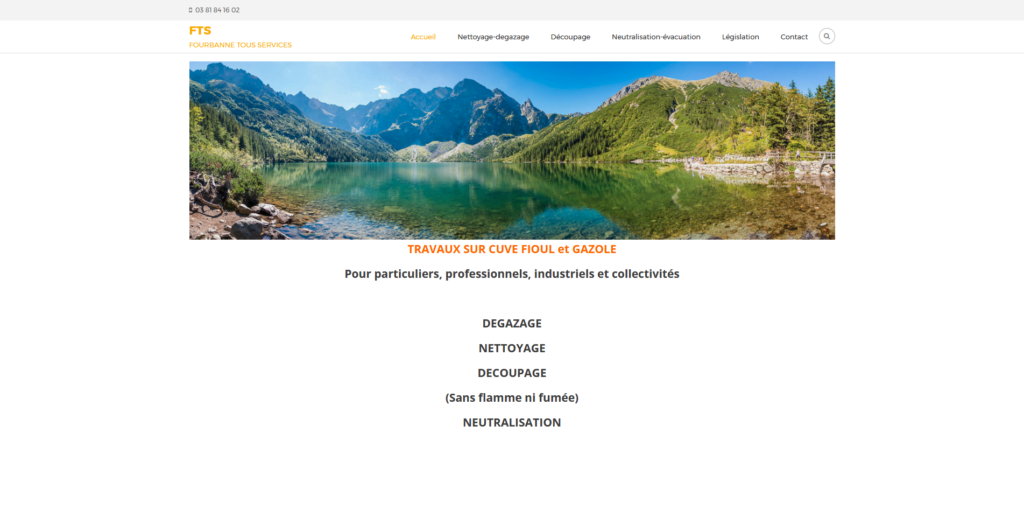 Webdesign - Sepixel - Fourbanne tous services