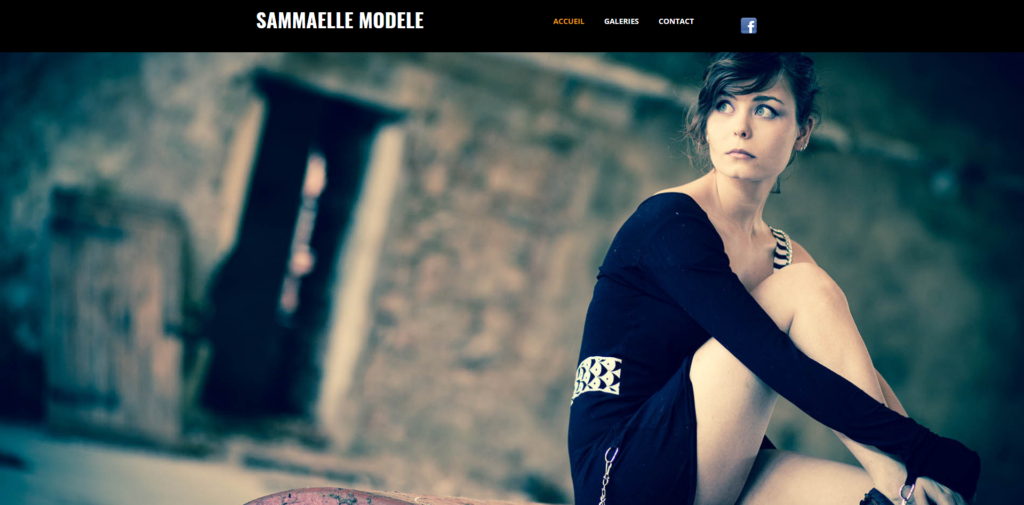 Webdesign - Sepixel - sammaelle modèle